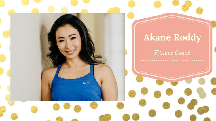 022: Building your self-confidence through struggle with Akane Roddy| Personal Fitness Trainer