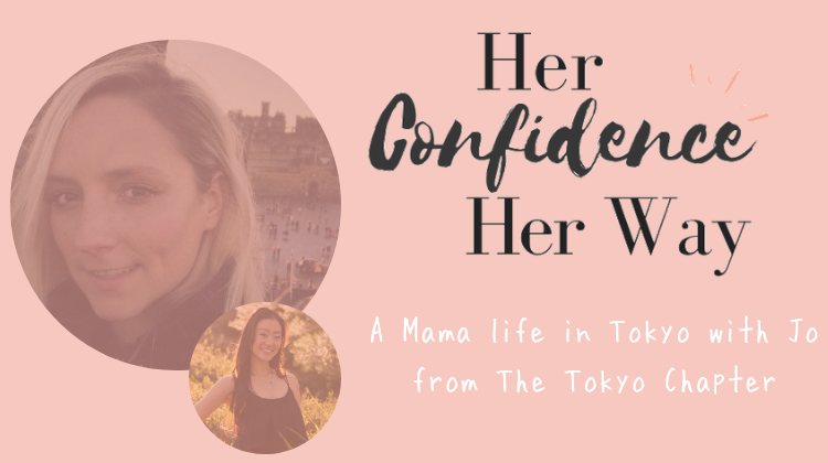 A Mommy Life in Tokyo with Jo  from The Tokyo Chapter